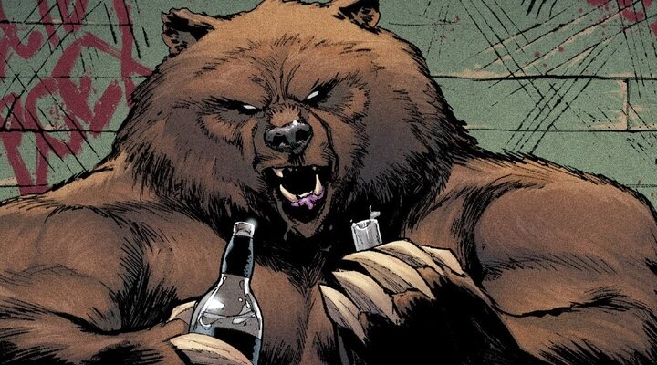 Ursa Major en los cómics de Marvel