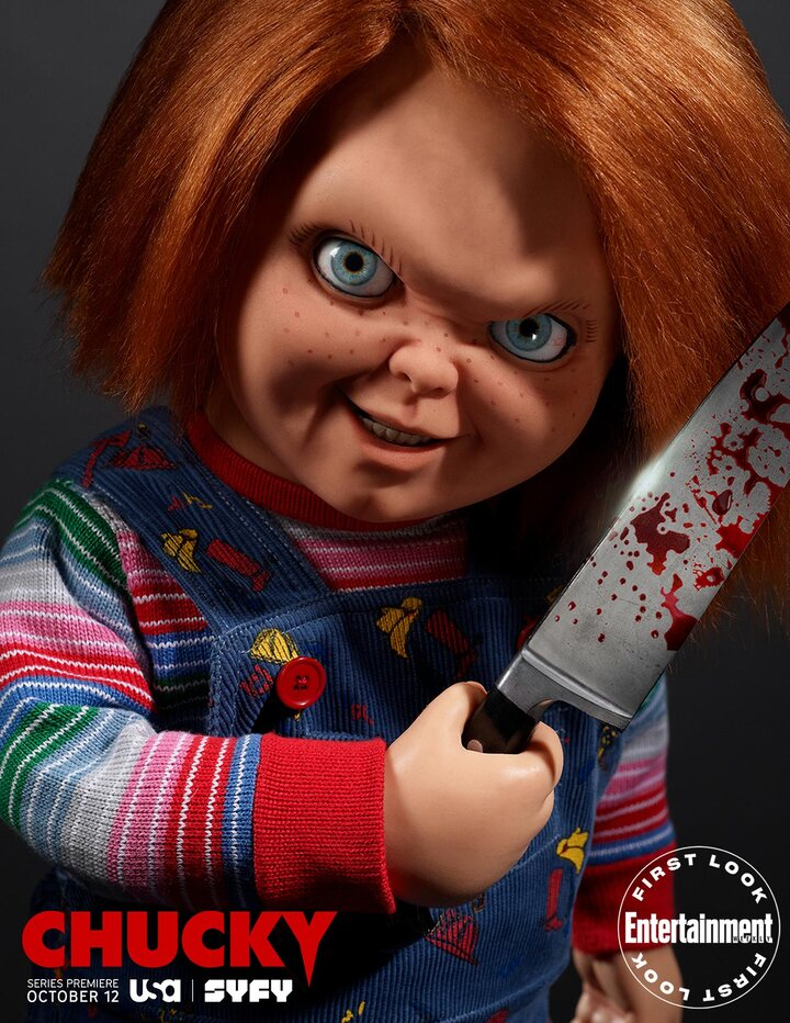 Chucky en 'Child's Play'