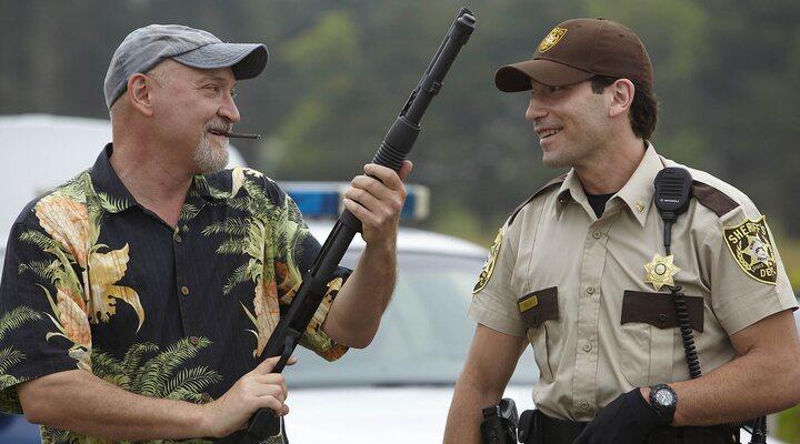 Frank Darabont en 'The Walking Dead'