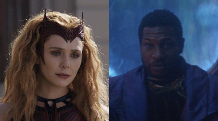 'WandaVision' y 'Loki'