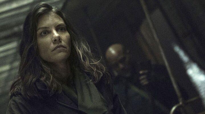 Lauren Cohan en 'The Walking Dead'