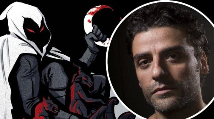 Oscar Isaac protagoniza la serie de Marvel, 'Moon Knight'
