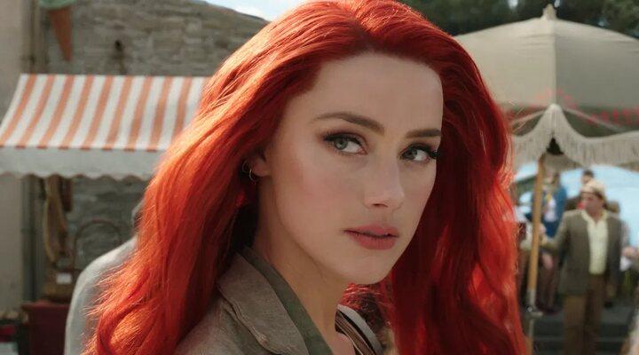 Amber Heard en 'Aquaman'