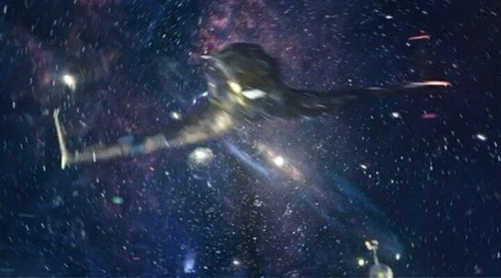La nave del último capítulo de 'Loki'