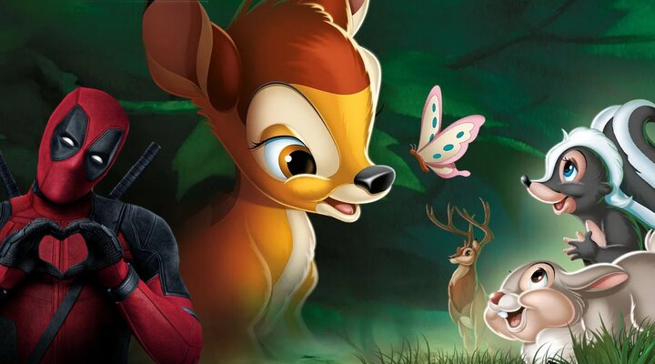 Deadpool y Bambi