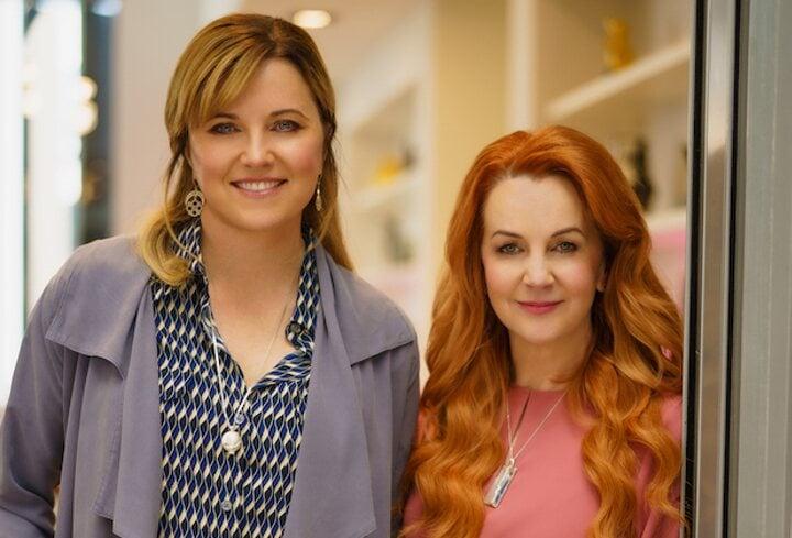 Lucy Lawless y Renee O'Connor en 'My Life is Murder'
