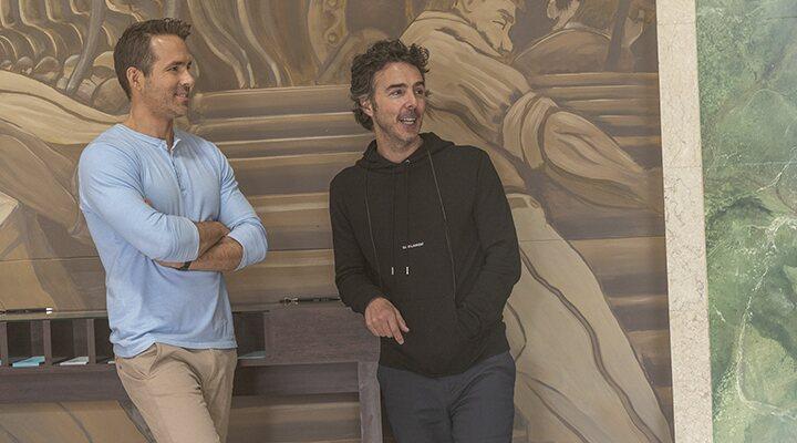 Ryan Reynolds y Shawn Levy