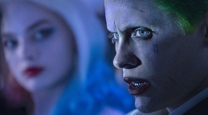 Margot Robbie y Jared Leto en 'Escuadrón Suicida'