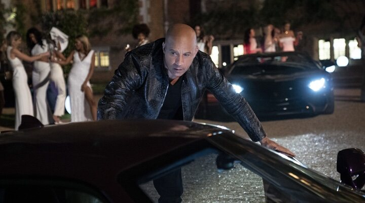 Vin Diesel en 'Rápidos y furiosos 9'