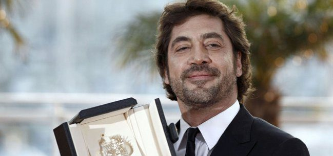 Javier Bardem mejor actor de Cannes 2010