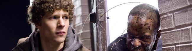 Jesse Eisenberg en '30 minutes or less'