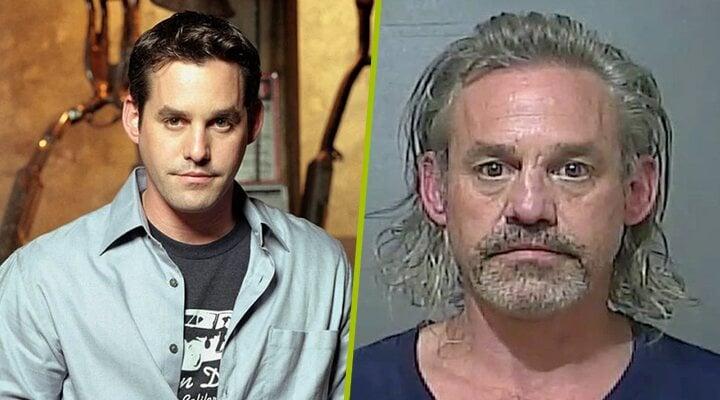 Nicholas Brendon era Xander en 'Buffy, cazavampiros'