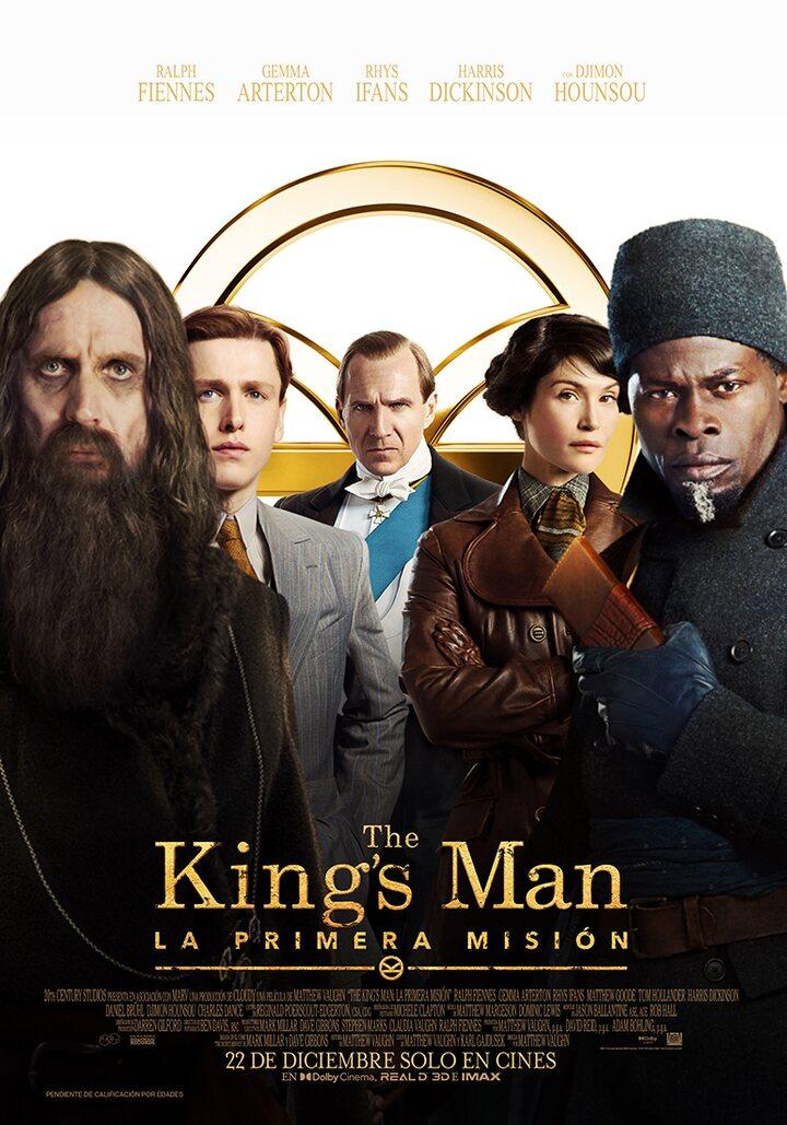 Póster 'The King's Man: La primera misión'