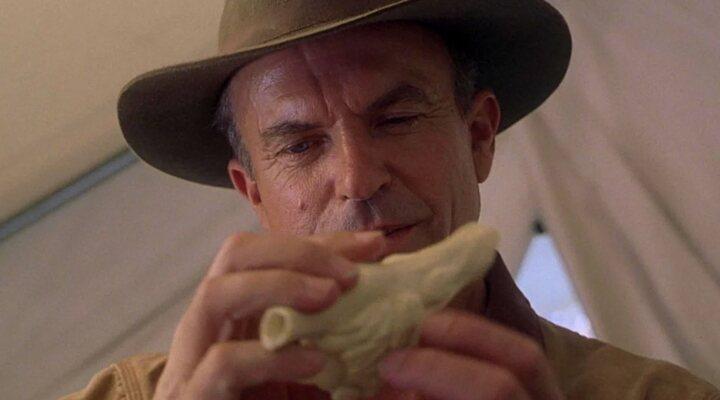 Sam Neill como Alan Grant