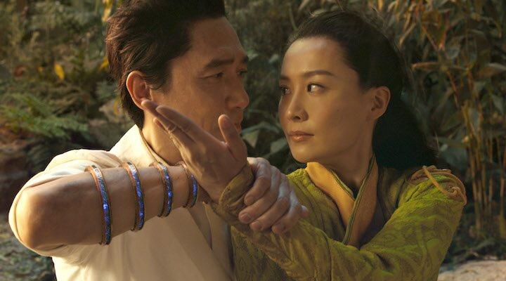 Tony Leung y Fala Chen