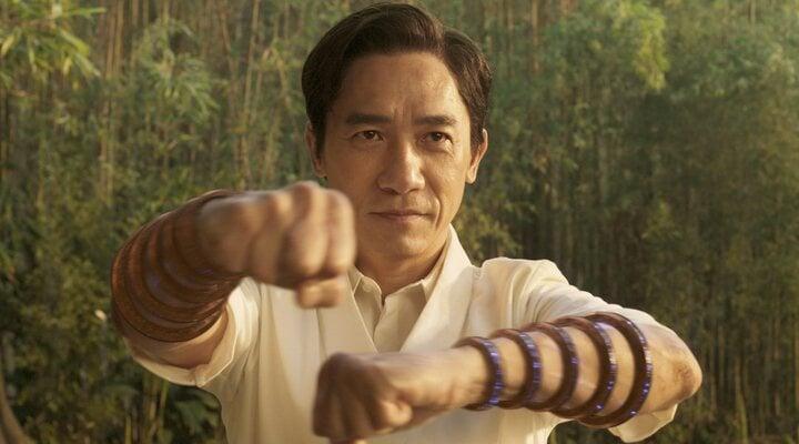 Tony Leung en 'Shang-Chi y la leyenda de los diez anillos'