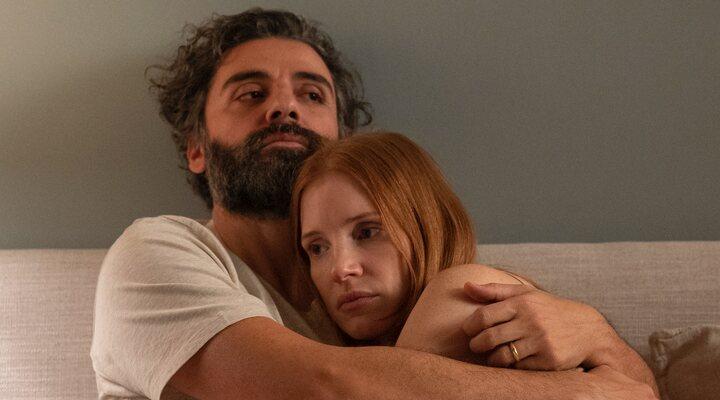 'Secretos de un matrimonio' con Oscar Isaac y Jessica Chastain