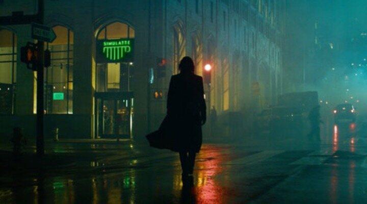 'The Matrix Resurrections'