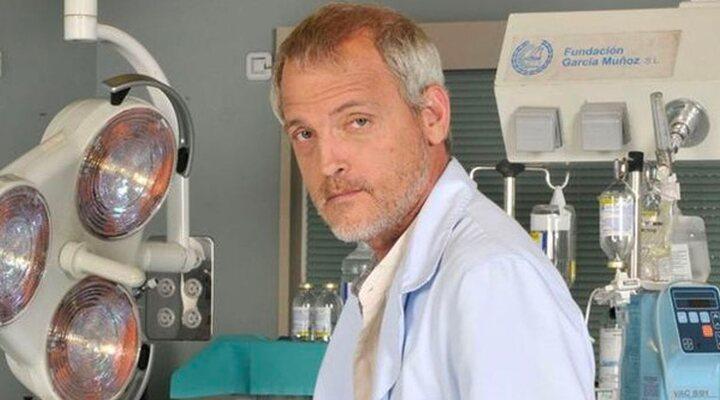 Jordi Rebellón en 'Hospital Central'