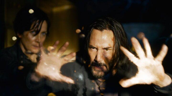 'Matrix Resurrections'