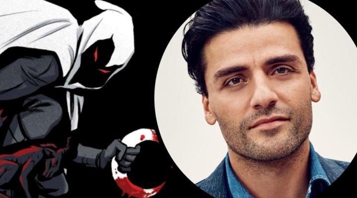 Oscar Isaac protagoniza la serie de Marvel 'Moon Knight'