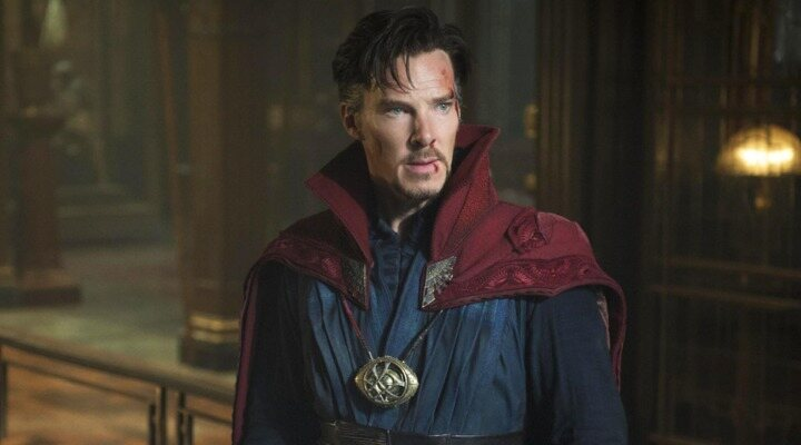 'Benedict Cumberbatch'
