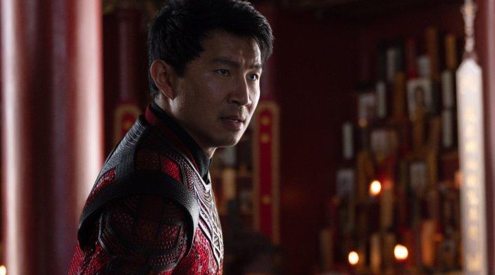 Simu Liu en 'Shang-Chi y la leyenda de los diez anillos'
