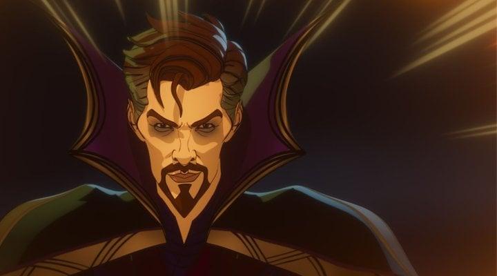 Doctor Strange en '¿Qué pasaría si...?'