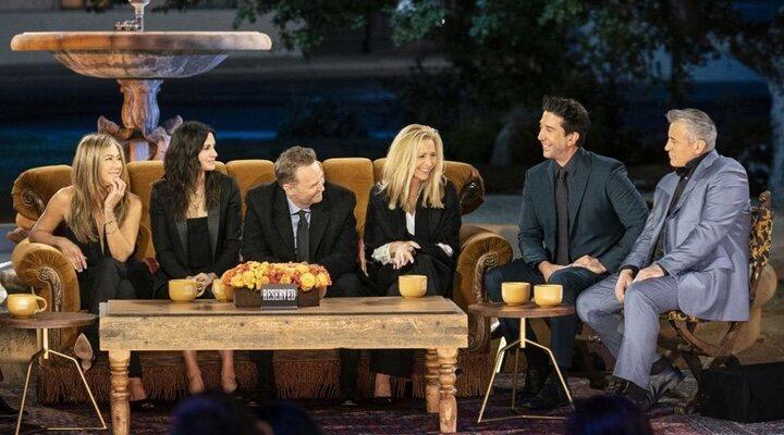 Reunión de 'Friends' en HBO Max