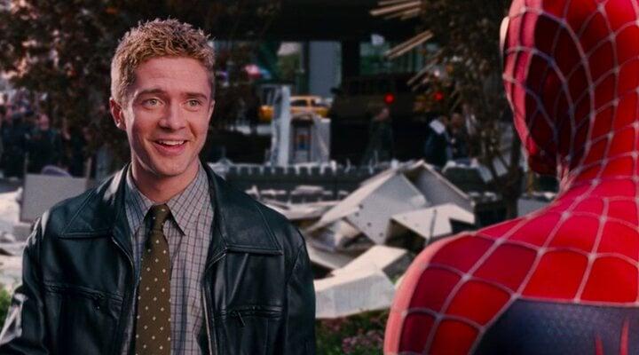 Topher Grace en 'El hombre araña 3'