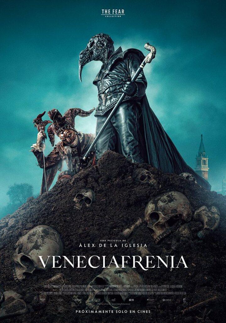 El tráiler de 'Veneciafrenia' nos devuelve al Álex de la Iglesia más loco y  caótico al cine - eCartelera