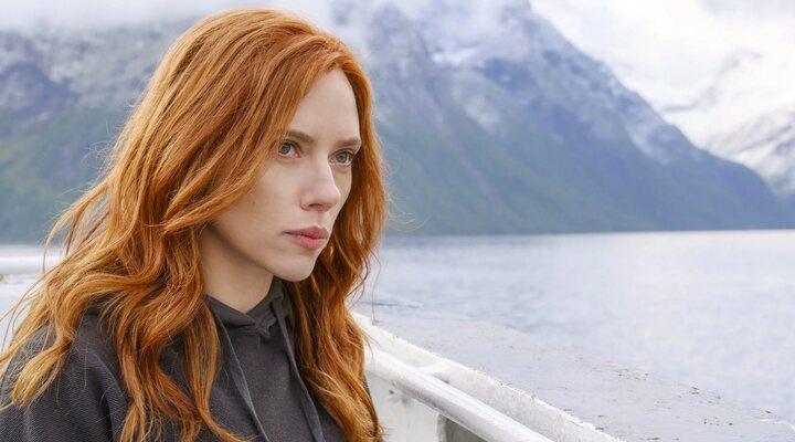 Scarlett Johansson en 'Viuda Negra' de Disney