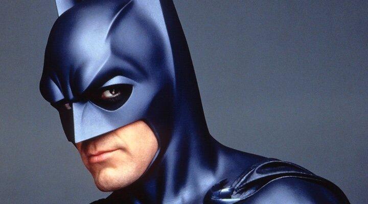 George Clooney como Batman