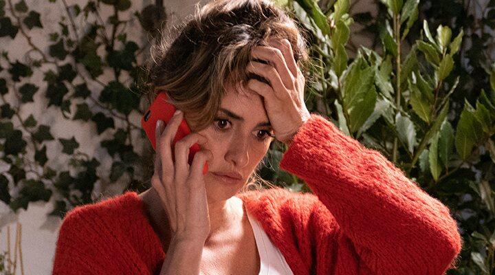 Penélope Cruz en 'Madres paralelas'