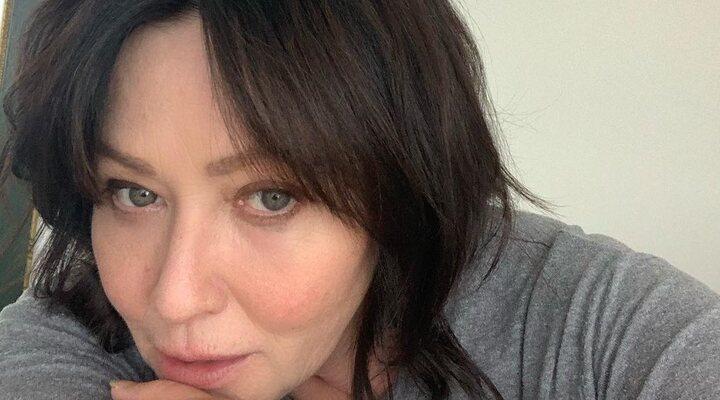 Shannen Doherty en Instagram