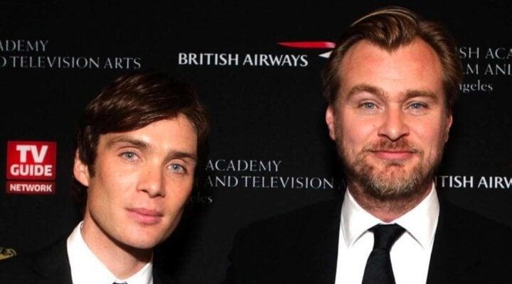 Christopher Nolan y Cillian Murphy
