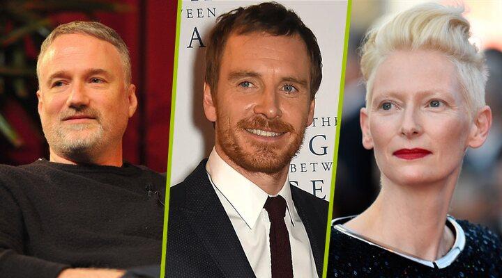 David Fincher ficha a Michael Fassbender y Tilda Swinton para 'The Killer'