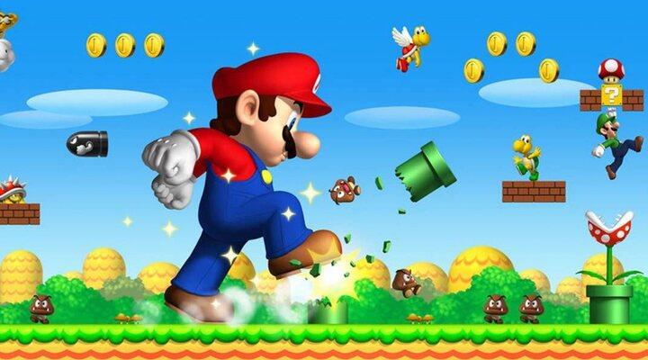 'Super Mario Bros'