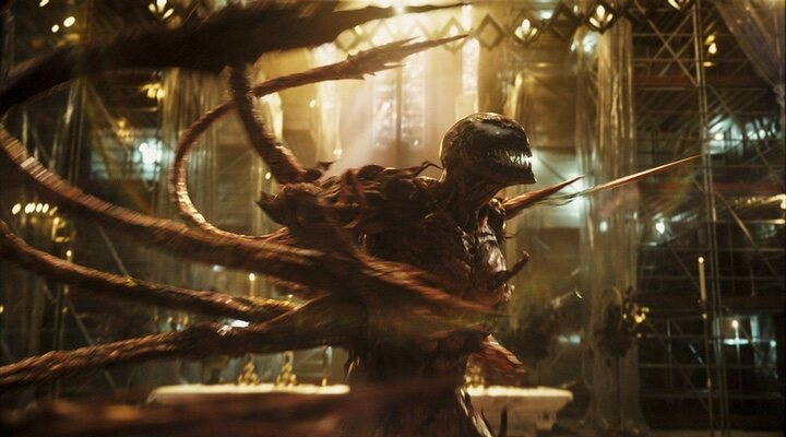 'Venom: Habrá matanza' (2021)