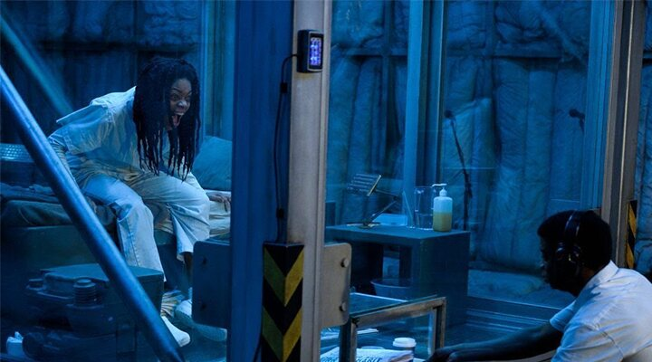 Naomie Harris en 'Venom: Habrá matanza'