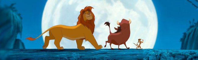 Preparan 'El rey león' en 3D y la secuela de '¿Quién engañó a Roger Rabbit?'
