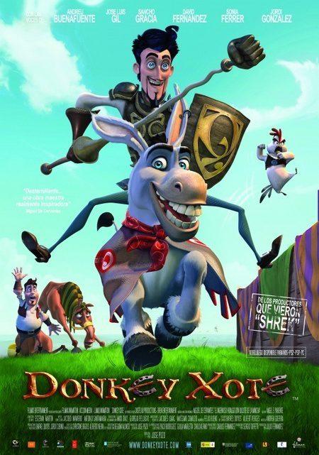 Cartel de 'Donkey Xote'
