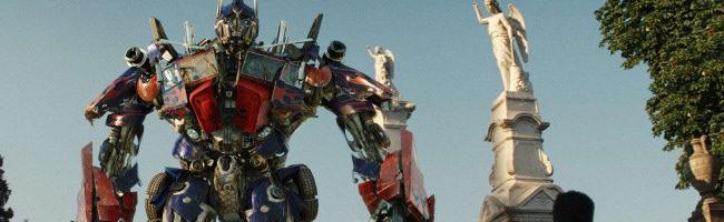 Optimus Pryme en Transformers