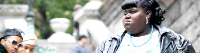 Gabourey Sidibe en Precious