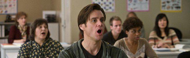 Jim Carrey pasa de 'Los tres chiflados'