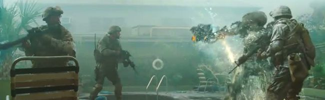 Intenso teaser tráiler de 'Battle: Los Ángeles'