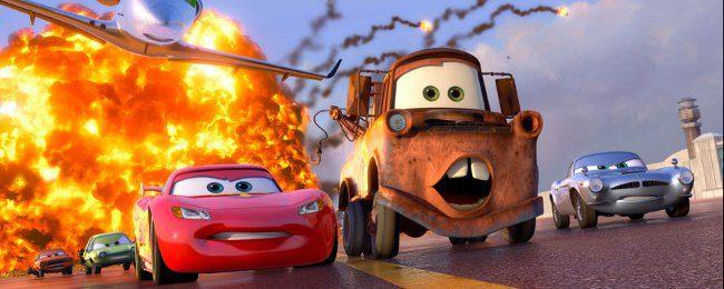 Sinopsis oficial y primera imagen de 'Cars 2'