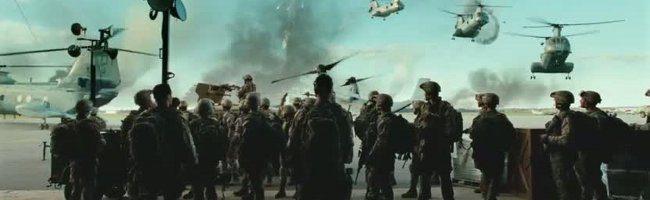 Segundo teaser tráiler de 'Battle: Los Angeles'