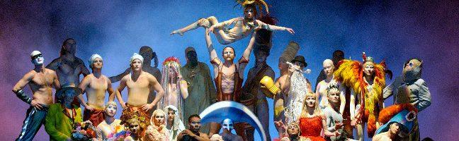 James Cameron se une al Circo del Sol