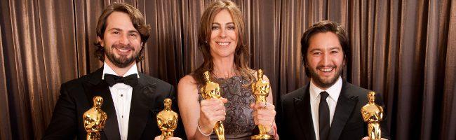 En Tierra hostil en los Oscar